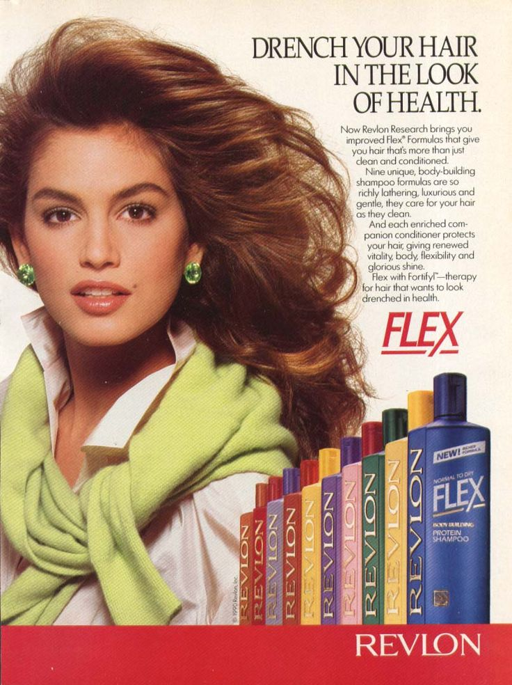Cindy Crawford revlon | Kelly's Quest For Flex Conditioner | The Non-Blonde