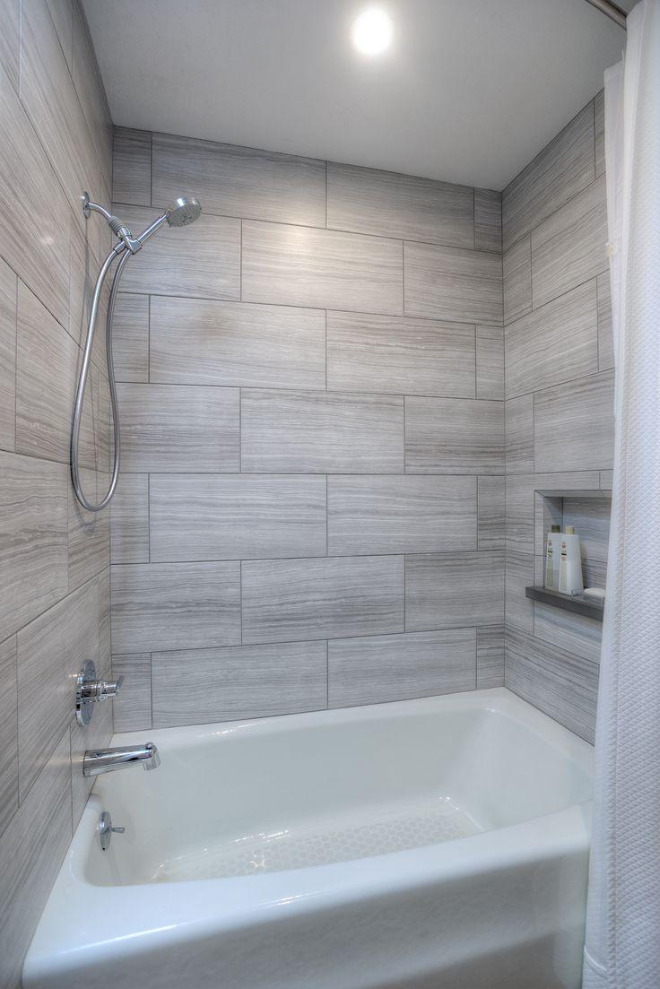 14 best hall bathroom remodel images on Pinterest | Bathroom ...