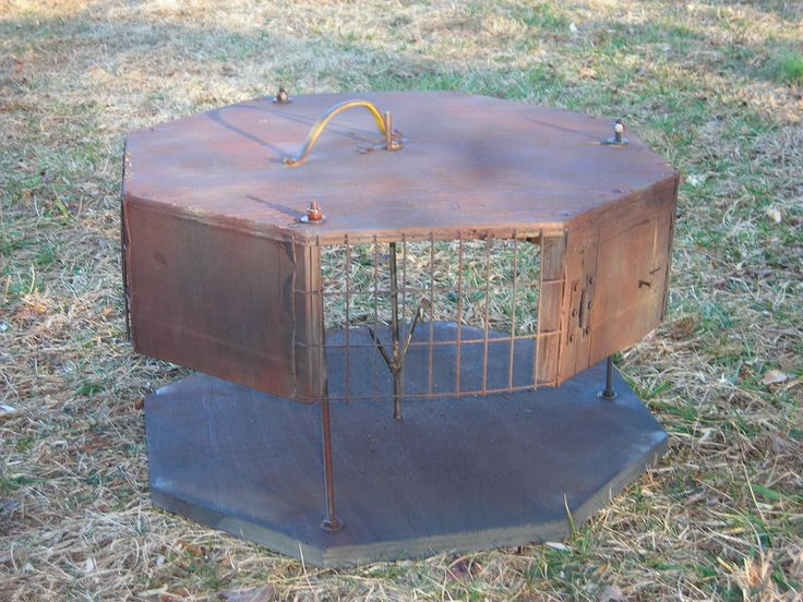 how to build a rabbit trap homemade