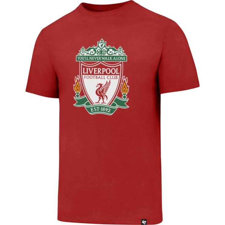 '47 Men's Liverpool Club Logo Red T-Shirt, Size: Medium https://www.fanprint.com/stores/barbie-doll?ref=5750