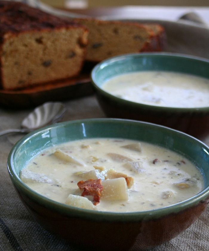 25 best ideas about fish chowder on pinterest clam for Crockpot fish chowder