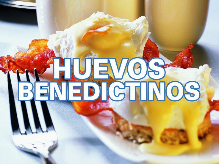 Te presentamos una de las recetas de cocina únicas en Thermomix® Huevos Benedictinos...