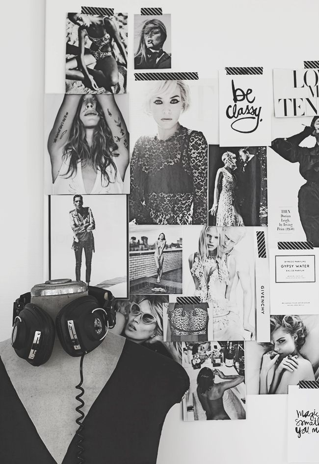 39 Best Fashion Mood Boards Images On Pinterest