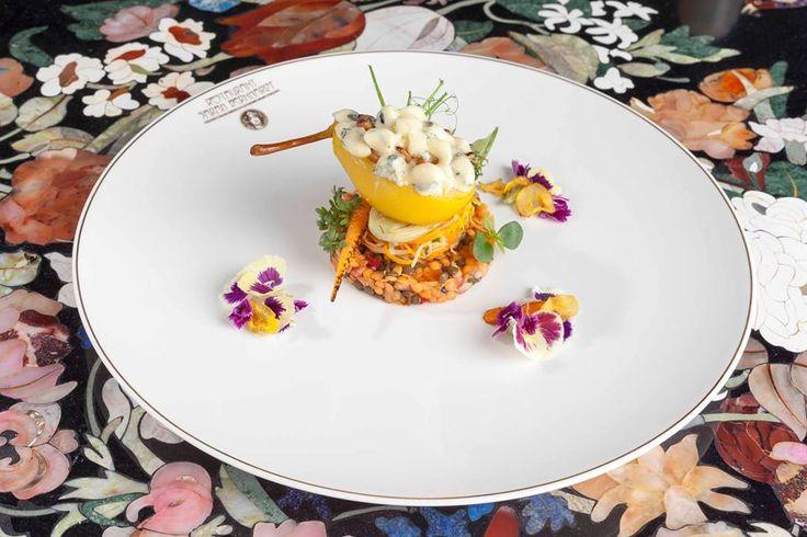 Z menu restaurace Sarah Bernhardt Restaurant Prague
