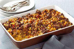 VELVEETA® Tex-Mex Beef and Potatoes