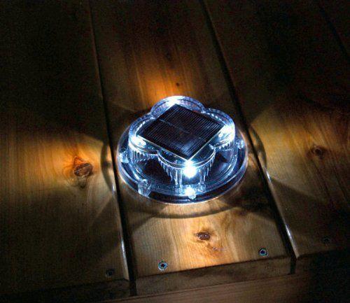 Solar Led Boat Dock Lights: 17 Best Ideas About Solar Deck Lights On Pinterest