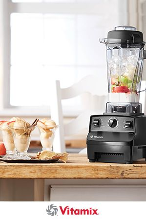 Entertaining guests? The high-performance Vitamix 7500 can create frozen treats and more for large groups.