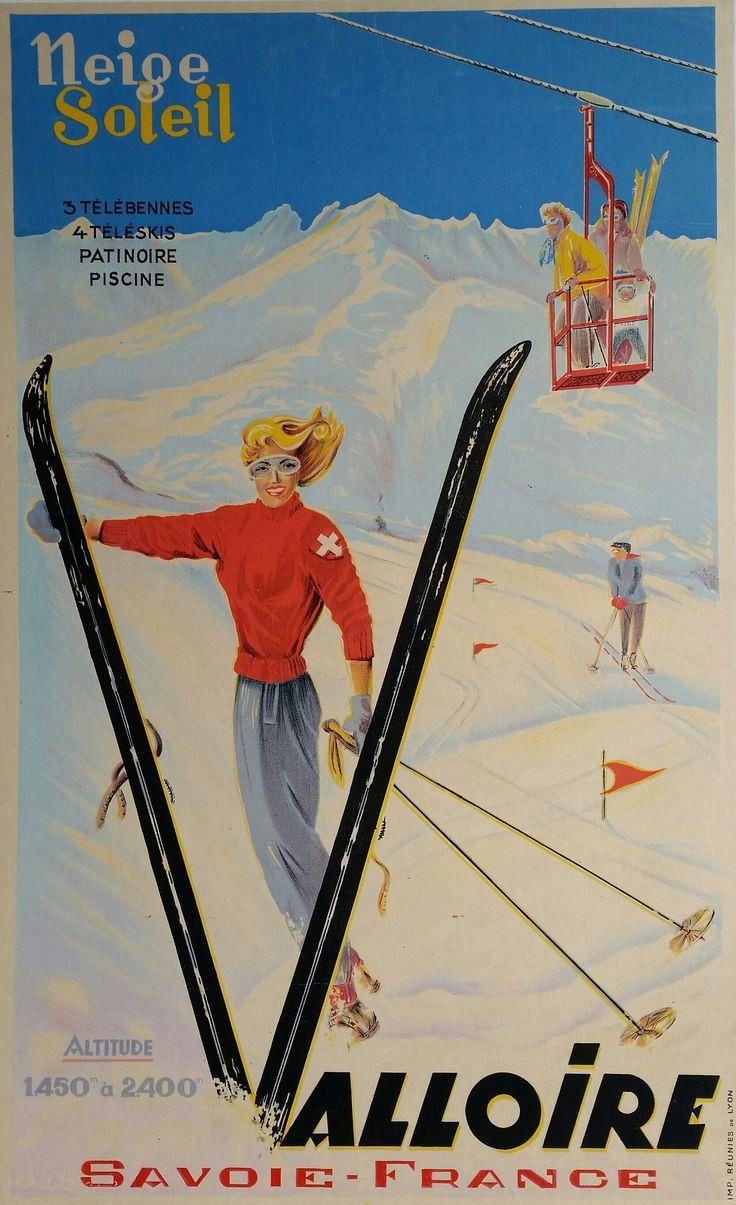Alloire - Savoie - 1948 - France -