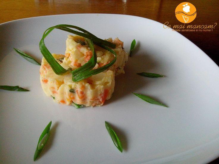 "Salata ""orientala"" cu ton   http://cemaimancam.ro/salata-orientala-cu-ton/"