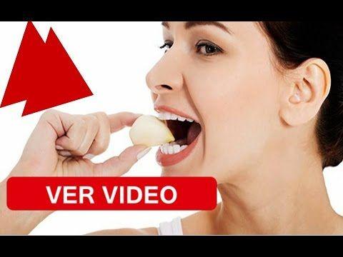 Cómo comer ajo crudo en ayunas: Beneficios curativos del consumo de ajo - YouTube