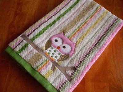 New Circo Love N Nature Hand Towel Owl Bathroom And U0026 Target Nwt Bath