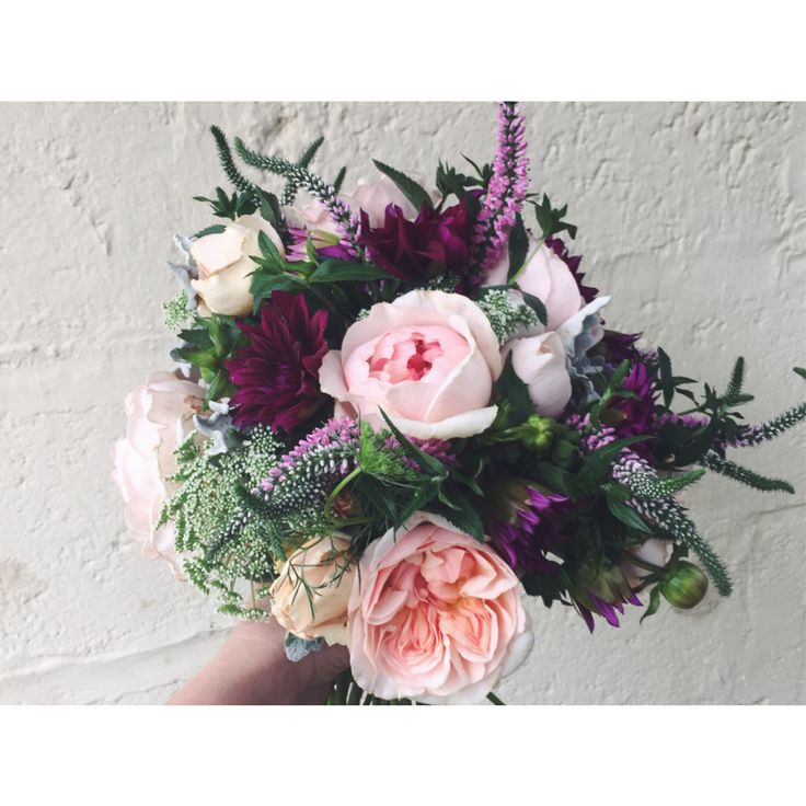   elopement    Textured garden posy For a very special Union today- a secret wedding in the hills not so far away- hope your day was all you wanted it to be miss d