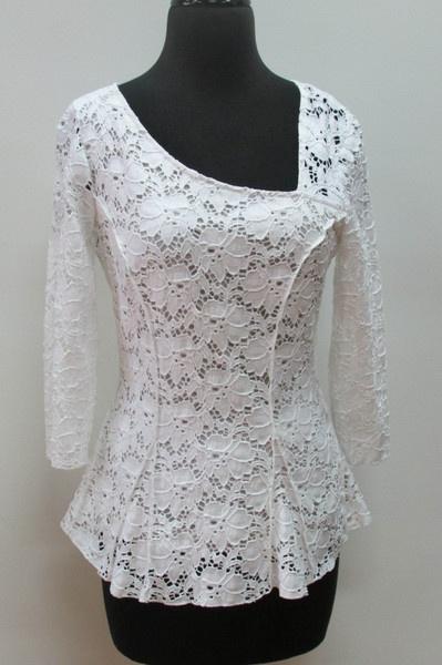 Charlotte Top by Elana Kattan  shopcocobella.com