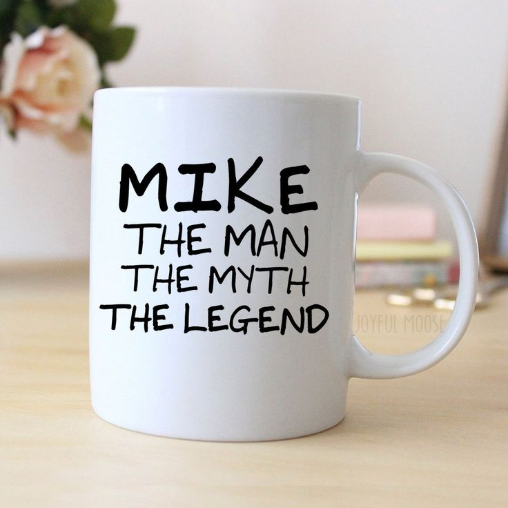 personalized mug personalized coffee mug for men gift for him