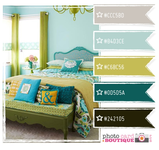Bedroom Color Combinations: 1000+ Ideas About Green Brown Bedrooms On Pinterest
