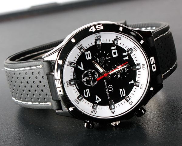 My boyfriend loves the watch, if you want to send you boyfriend, can look at here.
