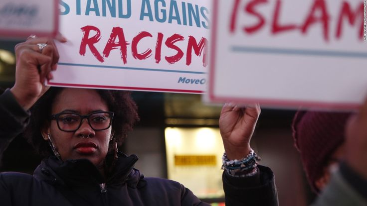 Young people have always battled for or against racial progress, writes Peniel Joseph. What's new is a president rejecting racial diversity as a good thing.