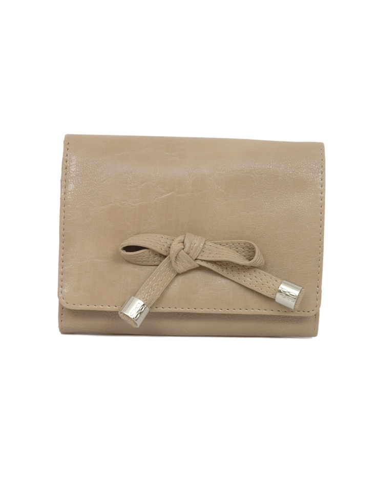 Plush wallet by Baggit !