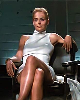 Basic Instinct - movie's sexiest thriller ever made