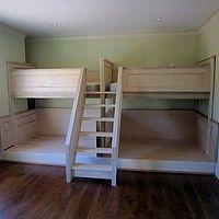 Wood Customz | BUNK BEDS