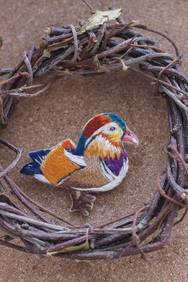 #embroidery #вышивка #art  #design #brooch #style #handmade #creation #embroideryart #handcrafted #gift #ручнаяработа #вышивка #авторскаяработа #подарок #patch #pinterest #bright #cute #вышивание #вышивкагладью #handembroidery #hipster #craft