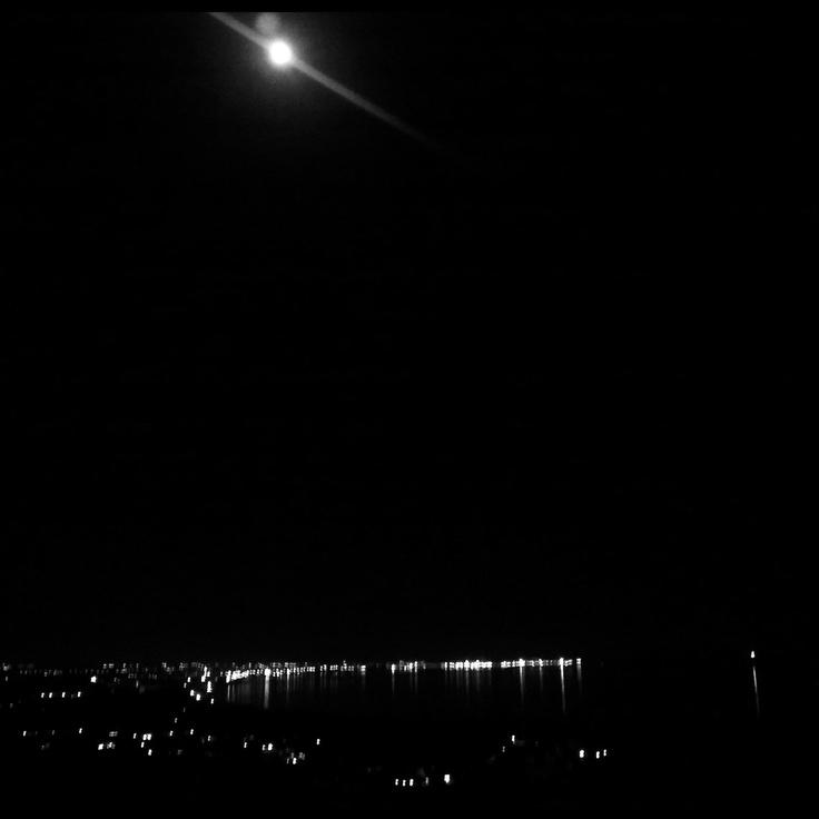 29. Moon #octoberphotoaday #Gallipoli #Italy
