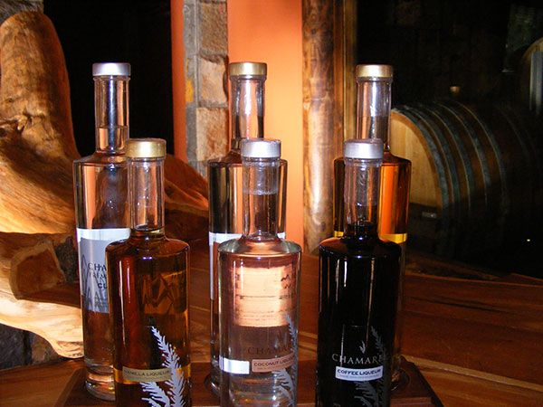 A variety of top-quality rum is produced in Mauritius. But beware – it's 40% proof!