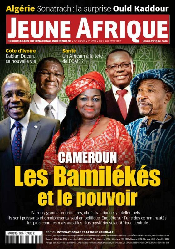 Buy Jeune Afrique Magazine Subscription | Buy at Magazine Café - Single Issue & Subscription Specialist in USA