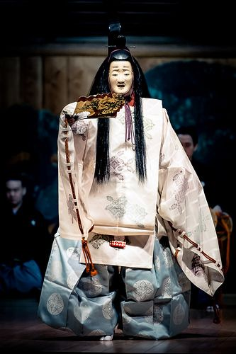 Japanese traditional theater, Noh 能