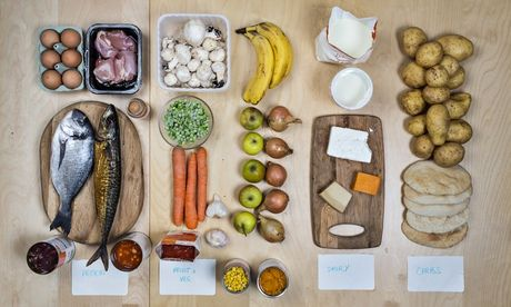 Excellent article about eating healthy on a budget. Lots of great ideas.