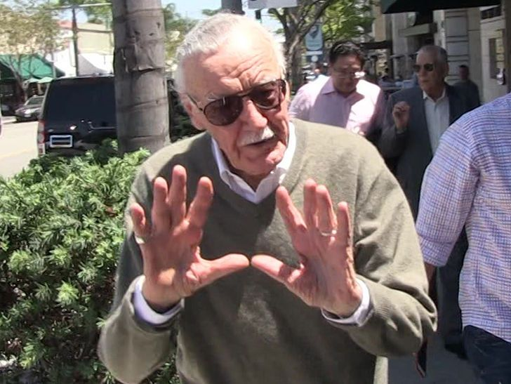 Stan Lee, Detectives Descend on Home After $1.4 Million Disappears   ||  Stan Lee might've allowed way too many hands in the cookie jar, because another $1.4 million just up and disappeared. http://www.tmz.com/2018/02/27/stan-lee-over-million-dollars-missing-detectives-swarm-house/?utm_campaign=crowdfire&utm_content=crowdfire&utm_medium=social&utm_source=pinterest