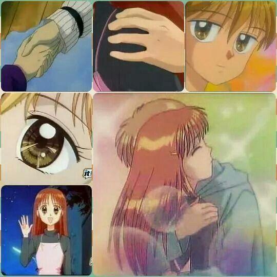 """""""Nei tuoi occhi vedo mille stelle, batte il cuore sotto questa pelle..."""" Kodomo no omocha ❤"""