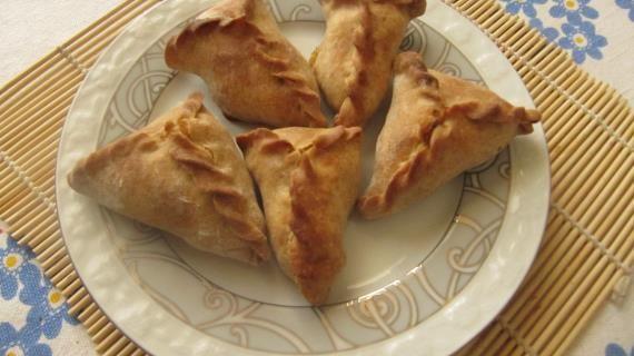 Пенджабские самосы. Пошаговый рецепт с фото, удобный поиск рецептов на Gastronom.ru