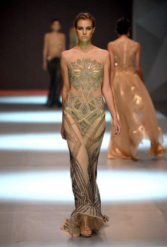 Dany Tabet | Fashion Forward Season Four - Emirates Woman