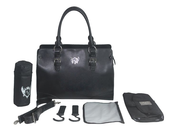 We are excited to announce the NEW Ricchi bag available to buy from our website now! #motherhood #fashion #handbag #changingbag #diaperbag