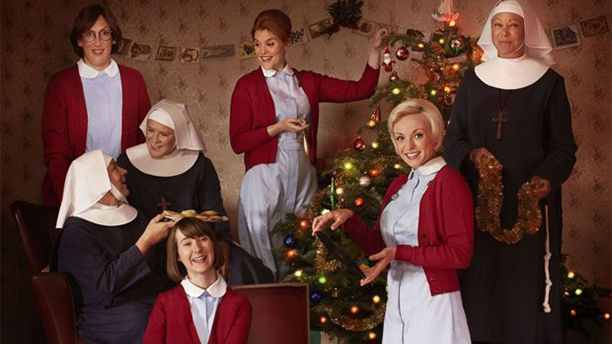 The nuns and nurses of Nonnatus House are back in the Call the Midwife Christmas special, airing on PBS