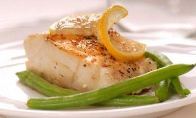 Kabeljauw met zoetzure saus recept - Vis - Eten Gerechten - Recepten Vandaag