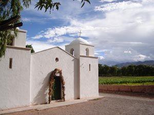 Iglesia de Calete Humahuca