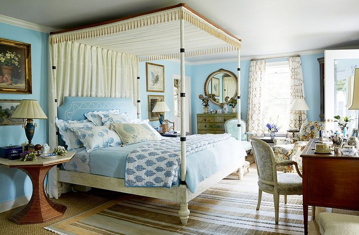 Tour the Sumptuous Home of Bunny Williams and John Rosselli – One Kings Lane — Our Style Blog