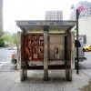 Superman's gonna need a new place to change: NYC Phone Booths Turned Into Free Mini Libraries by Architect John Locke