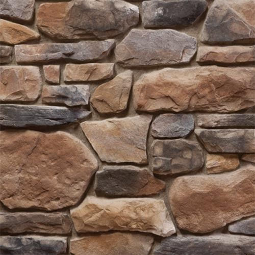 Dutch Quality Sienna Tuscan Ridge Vaneer Stone