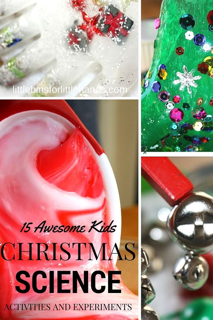 Best Christmas science activities and Christmas science experiments for Kids this holiday season. Kitchen science, STEM, and Christmas themed classic science ideas to enjoy all season.