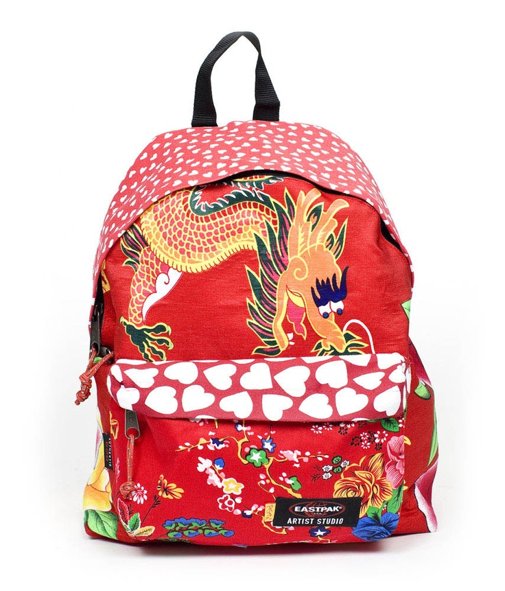 EASTPAK ARTIST STUDIO: peSeta®:  Rucksack, Artists Studios, Artist Studios,  Packsack, Eastpak Artists,  Knapsack,  Haversack, Studios Backpacks, El Artists