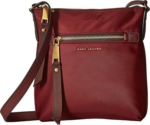 5a5c99951bc2 Marc Jacobs Womens Nylon Biker Cross Body Bag Port One Size     Click image  for more details. (This is an affiliate link)