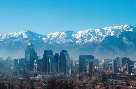 Santiago de Chile, at the footsteps of the Andes, this hard working city was home for about a year. Hard working and professional Santiago stands out in South America as a business center where things get done! One morning, after a few weeks of low clouds and fog I woke up to the view of thousands of meters high mountains in front of my window. Cold mornings and a great people I will never forget.