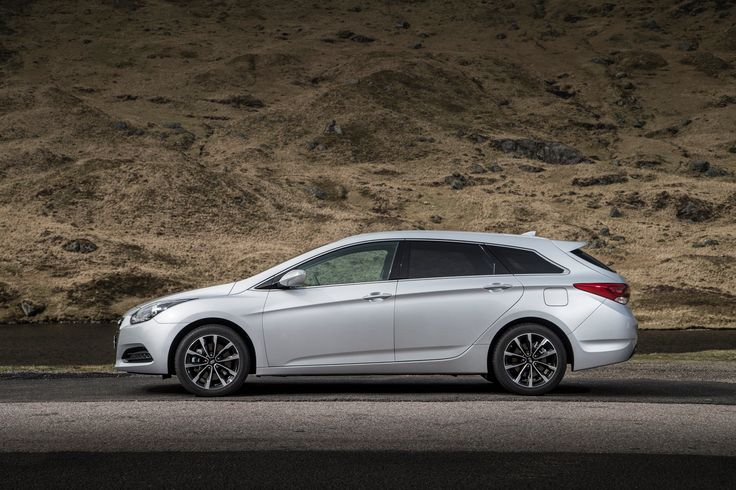 Hyundai i40 Tourer UK-spec'2015–н.в.