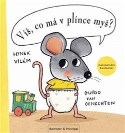 Obálka titulu Víš, co má v plínce myš ?