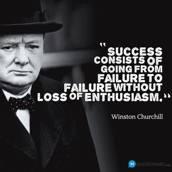 Quotes About Failure In Life: 59 Best Quotes By Winston Churchill Images On Pinterest