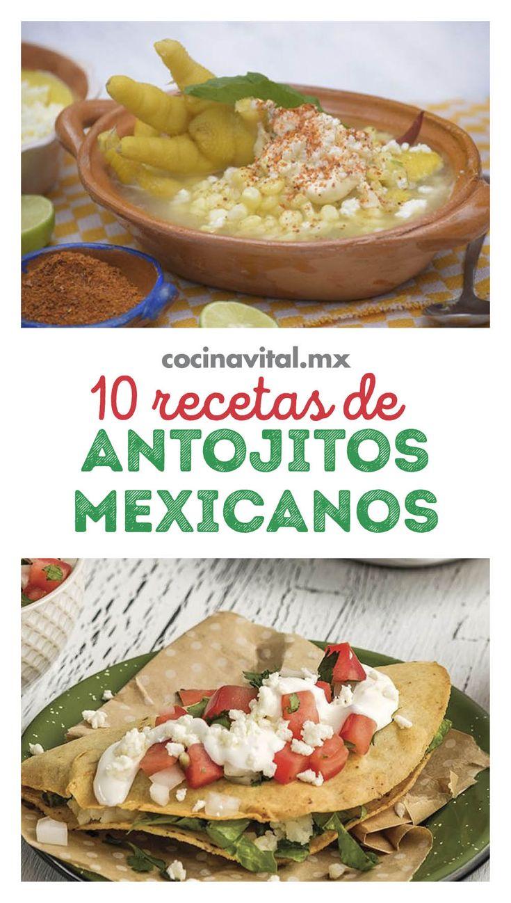 Si te encanta la comida mexicana, prepara estas antojables recetas… ideales para disfrutar en familia o con los amigos en estas fiestas patrias. ¡Te encantarán! Mole, Mexican Snacks, Tacos, Ethnic Recipes, Ideas, Homemade Recipe, Butter, Breakfast, Cookies
