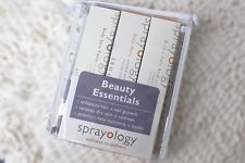 Sprayology- Beauty Essentials Hair Nail Growth Dry Scaly Skin ReliefKit 3- pack
